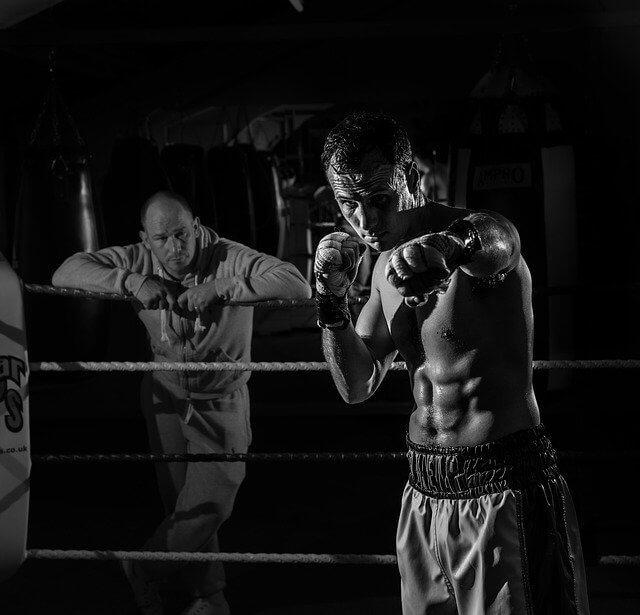 coach personnel boxe sur paris