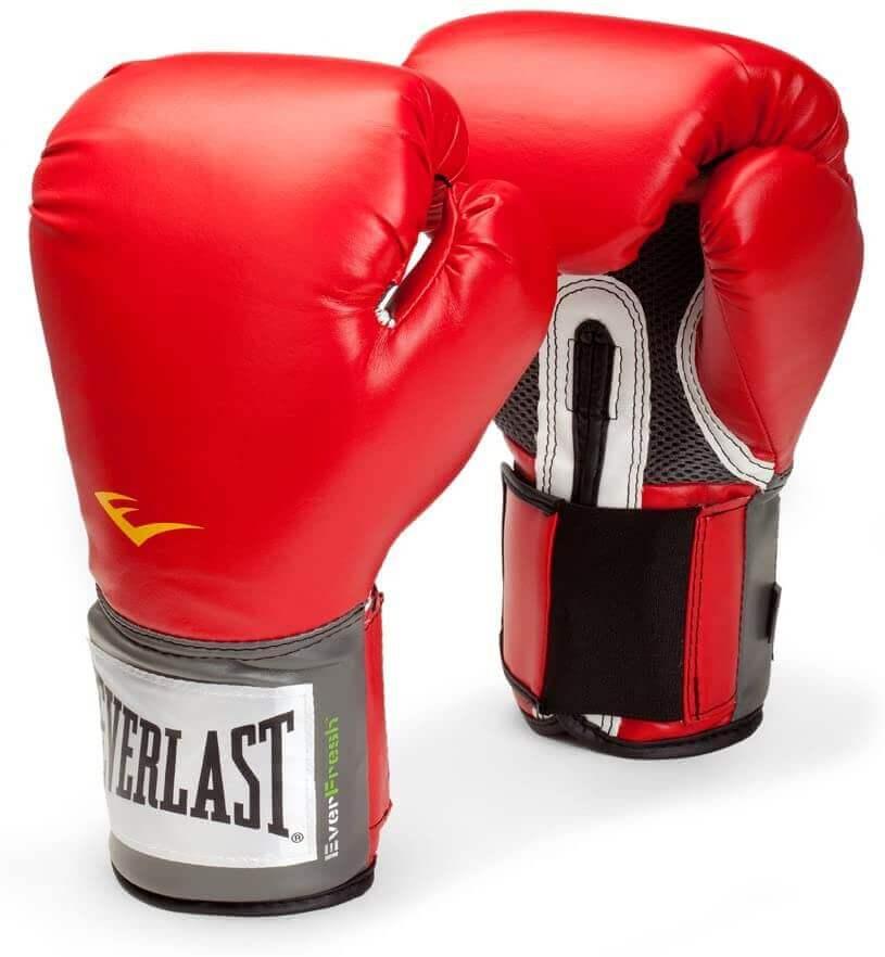 gant de boxe everlast rouge